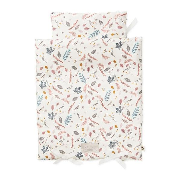 Cam Cam Copenhagen Dolls Bedding Set Pressed Leaves