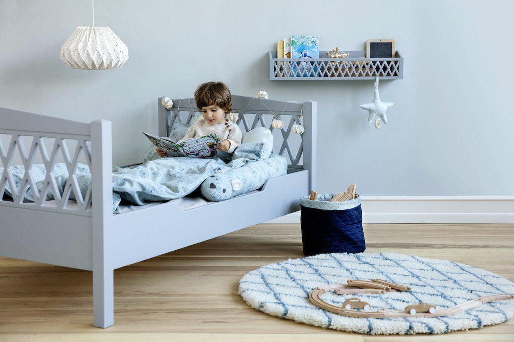 Harlequin Children's junior single bed 90x160cm Cam Cam Copenhagen