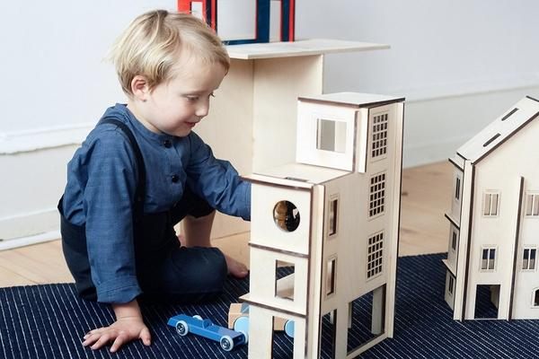 Kolekto by Stories in Structures - Kids wooden designer toys - BONORDIC