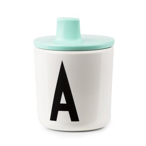 Best Baby Sippy Cup with Non-Spill Detachable Lid_Alphabet Cup A-Z by Design Letters
