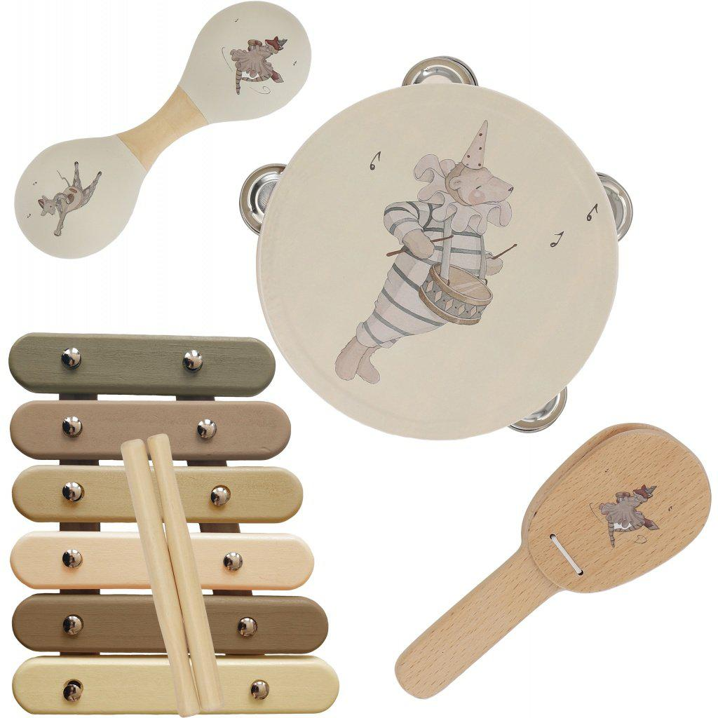 Wooden Musical Instrument Play Set Konges Sloejd