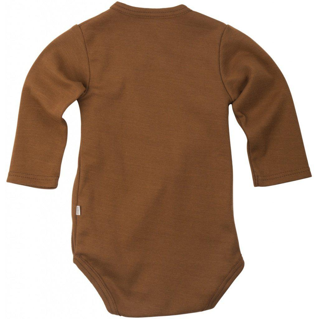 New Baby Cross-Over Body - Amber-Minimalisma-BoNordic