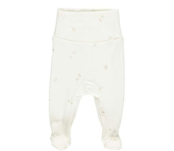 New Baby Leggings - Rose Stems-MarMar Cph-BoNordic