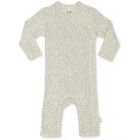New Baby All-in-One Playsuit in Cameo Rose