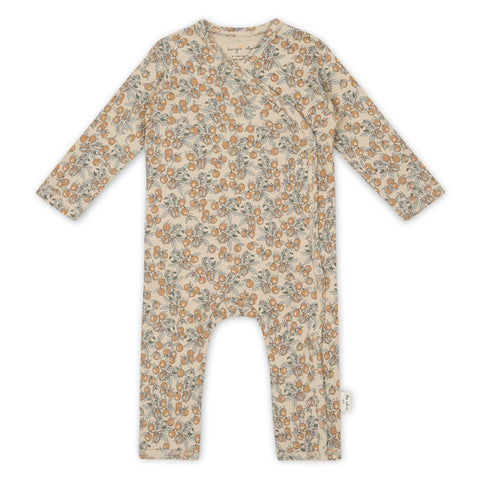 Noor Playsuit / Pyjamas - Amber