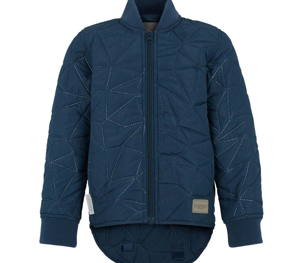 Marmar Copenhagen Orry Thermo Jacket | Kids Fleeces and Outerwear - BoNordic