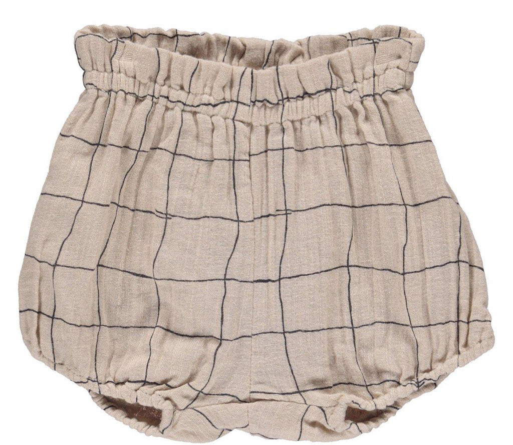 Pava Unisex Bloomers - Pen Check-MarMar Cph-BoNordic