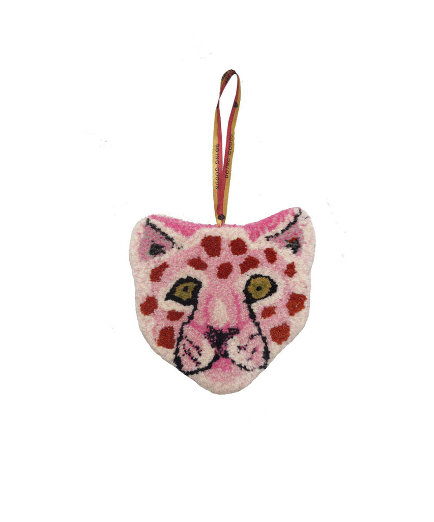 Pinky Leopard Cub Hanger-Doing Goods-BoNordic