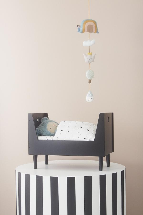 Wooden Retro Dolls Bed - OYOY Living