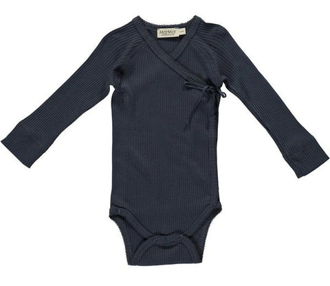 New Baby All-In-One Playsuit in Ombre Blue
