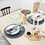 OYOY Living Mini Wipe Clean Silicone Kids Placemat - Lion - BONORDIC