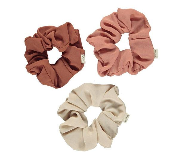 Three Pack Scrunchie - Autumn Mix-MarMar Cph-BoNordic
