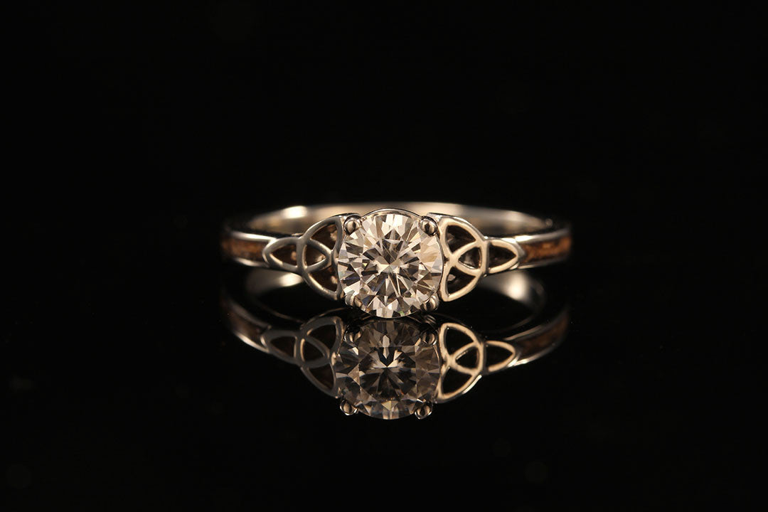 celtic infinity knot ring image product rings jewelry love