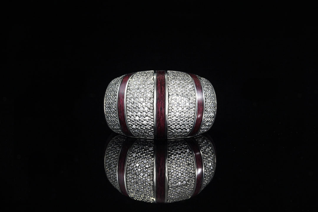 f2faa66268b2c Wood Ring Collections - Diamond, Titanium and Gold Tagged