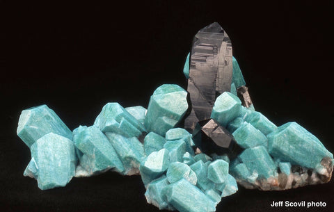 Two Point Amazonite Mine, Teller County, Colorado – The