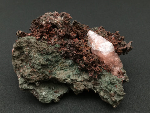 Copper, Calcite
