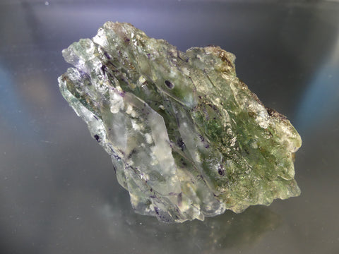 Fluorite (Spinel Law Twin)