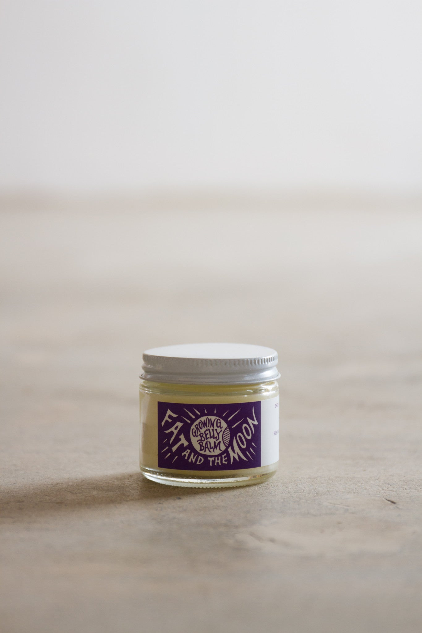 Fat & The Moon Growing Belly Balm