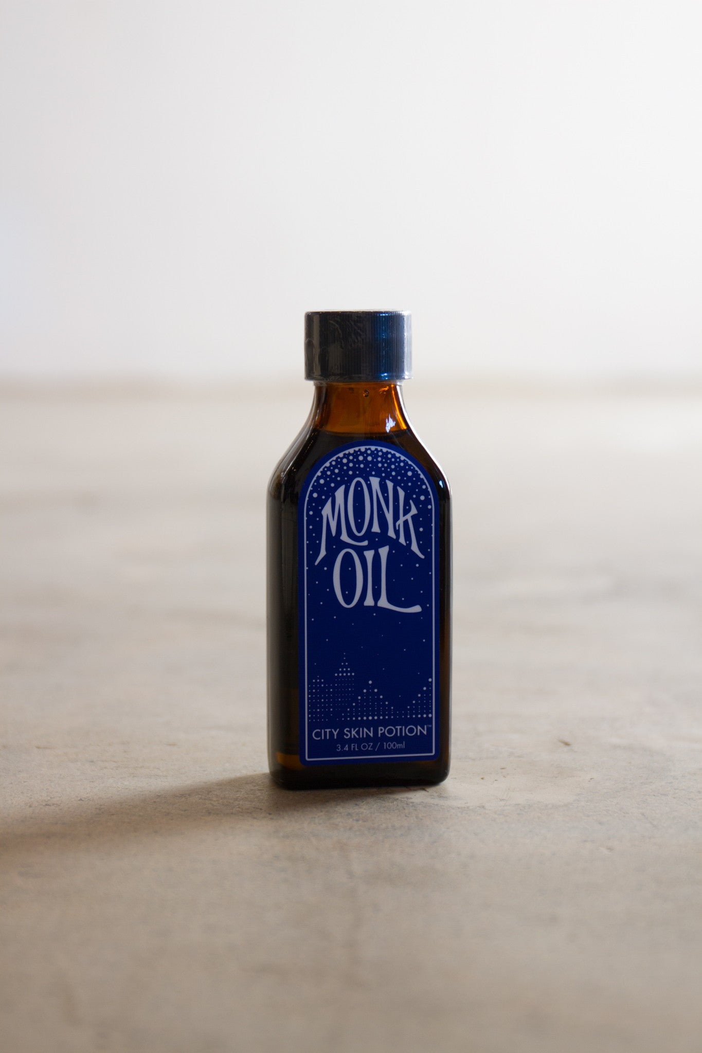 Monk Oil City Skin Potion No.1