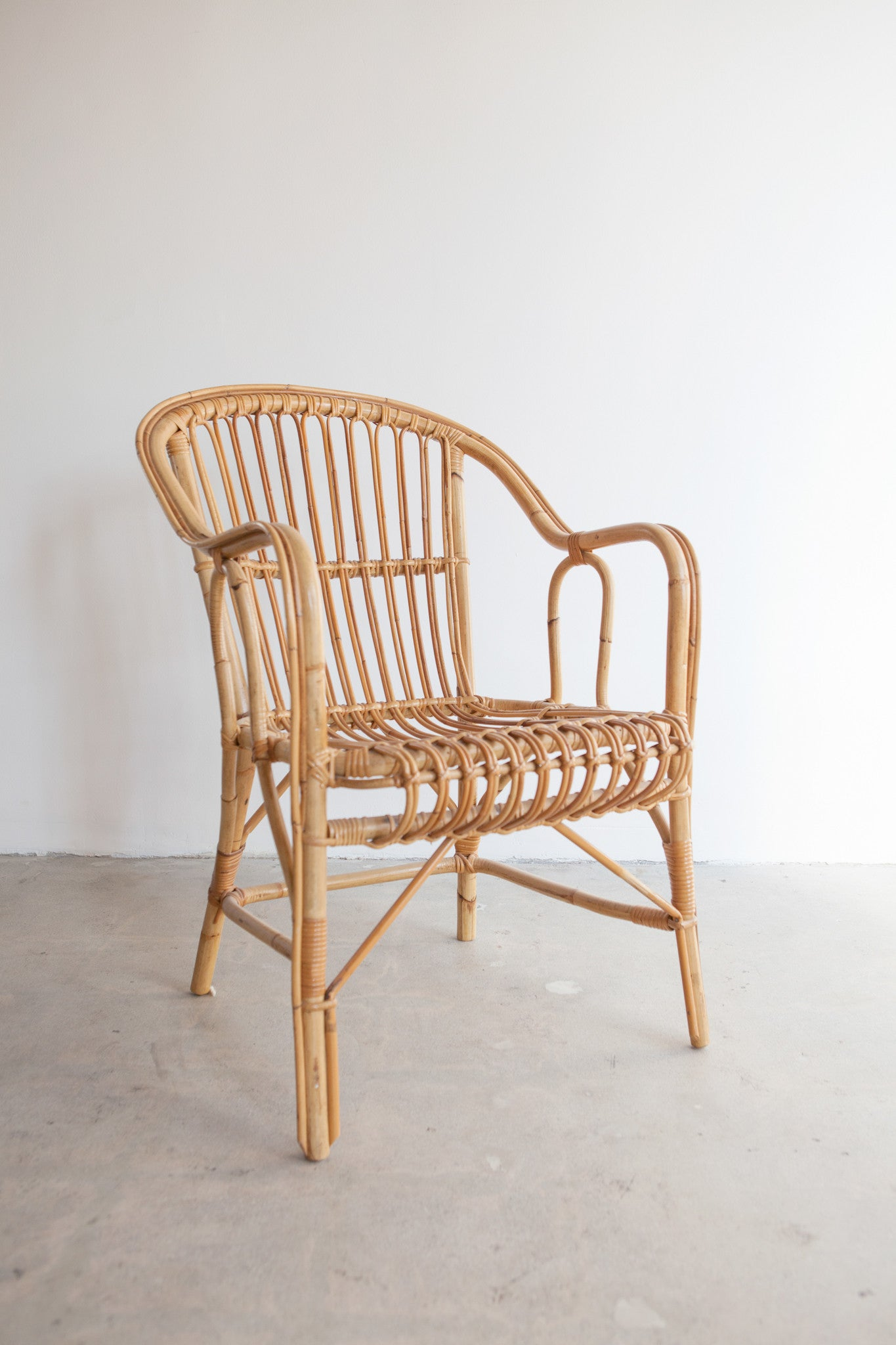 Vintage Rattan Chairs SOLD OUT
