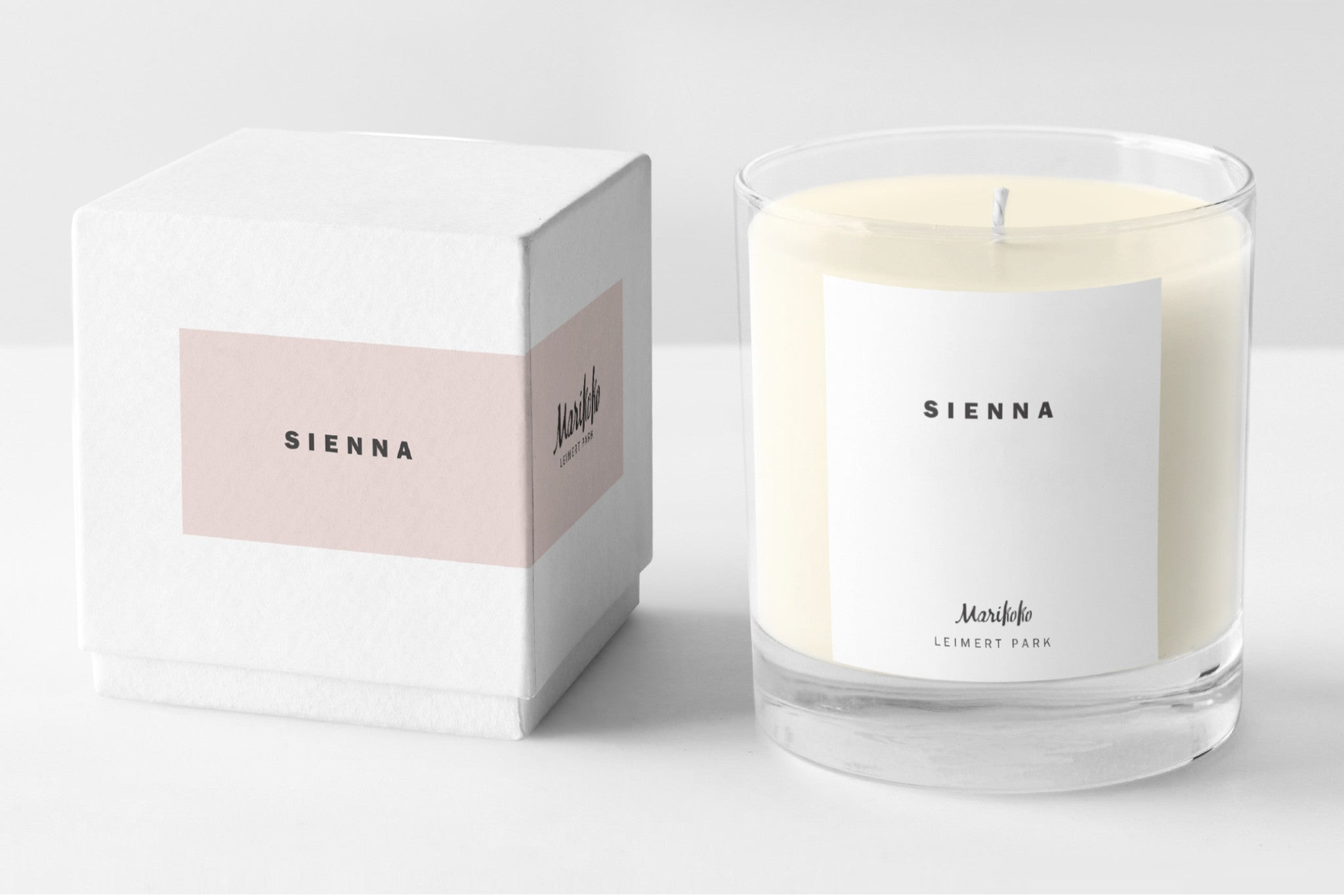 Sienna Candle