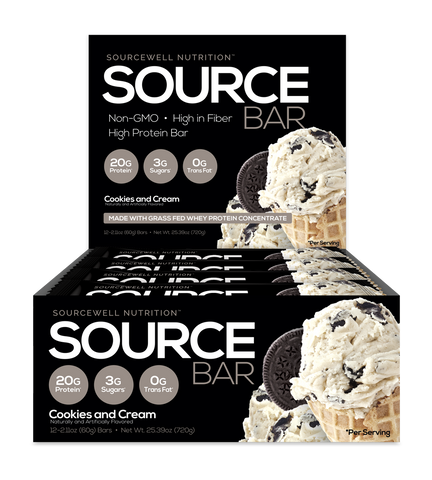 Source Bar Original (Cookies and Cream)