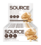 Source Bar Naturally Sweetened (Chunky Peanut Butter)