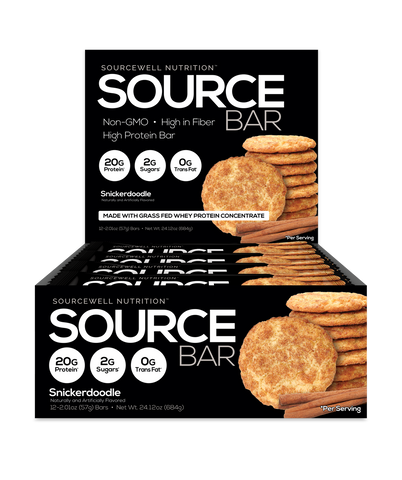 Source Bar Original (Snickerdoodle)