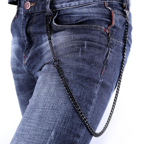 Adjustable Jean Chain Wallet - GiftsWizards