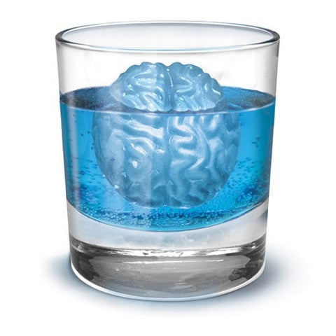 Brain Shaped Ice Cube Mold - GiftsWizards