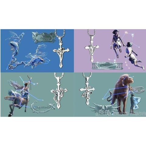 Constellation Zodiac Sign Pendants - GiftsWizards