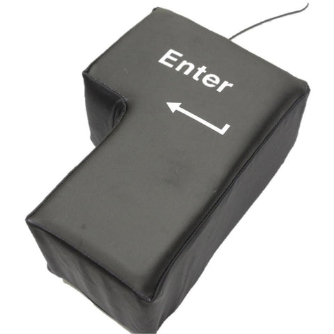 Enter Key USB Punch Bag - GiftsWizards