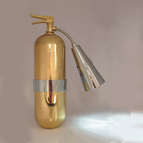 Extinguisher Wall Lamp - GiftsWizards