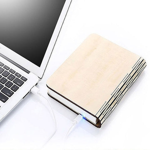 Foldable LED Book Lamp - GiftsWizards