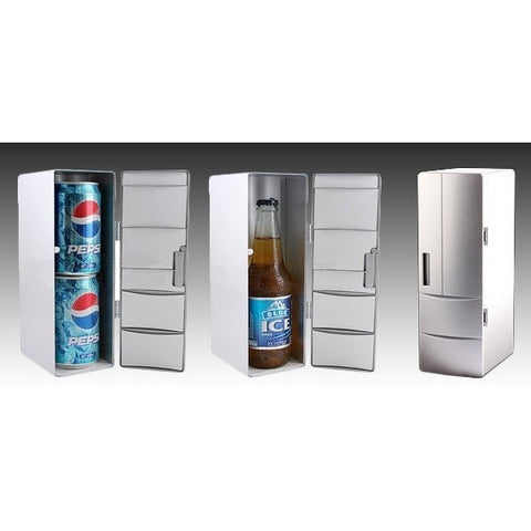 Fridge Shaped USB Cooler and Warmer - GiftsWizards