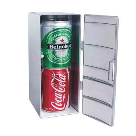 Fridge Shaped USB Cooler and Warmer