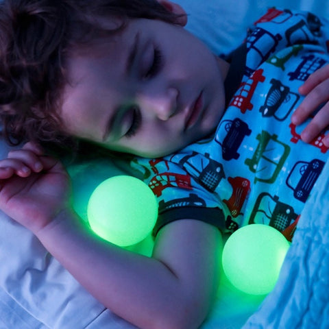 Glowing Balls Lamp - GiftsWizards