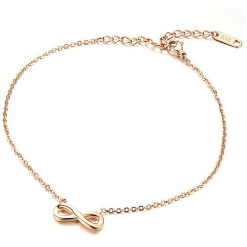 Infinity Anklet - GiftsWizards