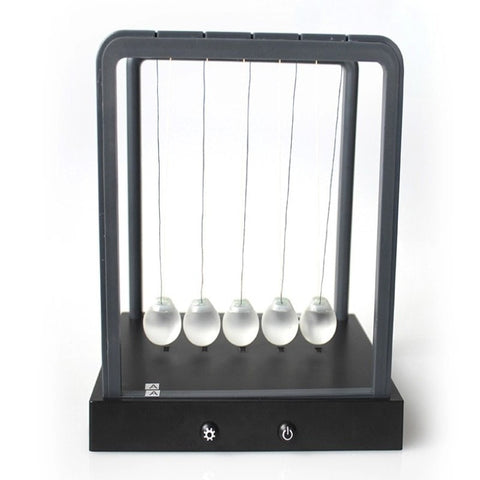 LED Newton's Cradle - GiftsWizards