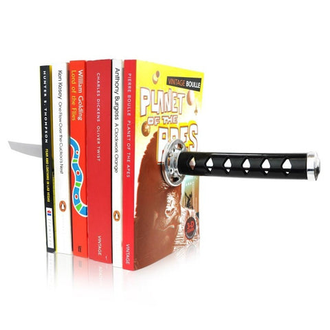 Magnetic Katana Bookend - GiftsWizards