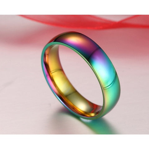 Rainbow Ring - GiftsWizards