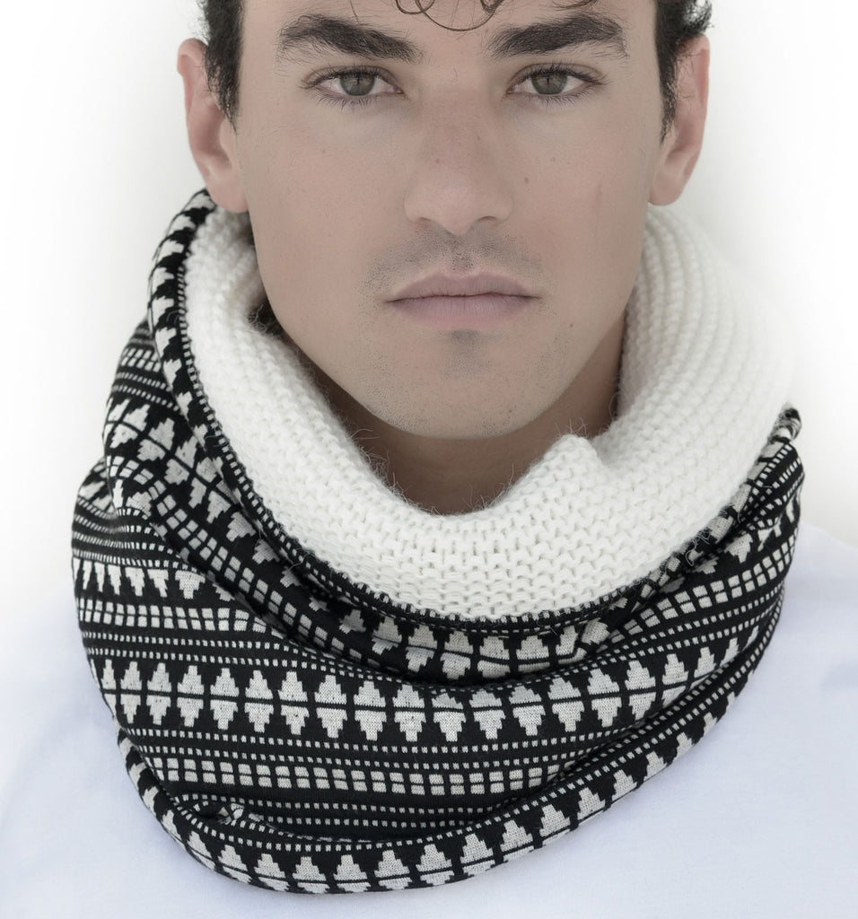 SNOOD WOOL / PATTERN