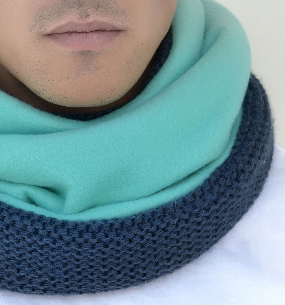 SNOOD WOOL / FLEECE