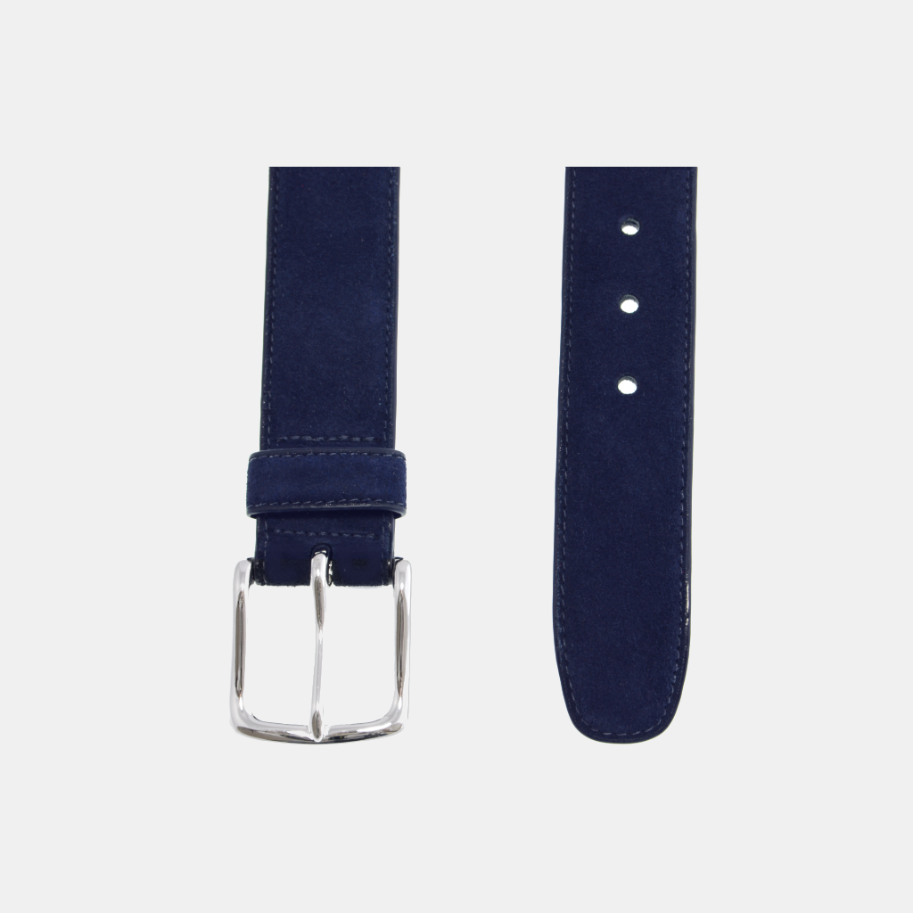 Latin White London Audley Belt - The Stylish Man