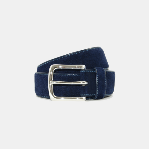 Latin White London Aldford Belt - The Stylish Man