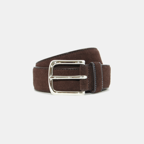 Latin White London Carrington Belt - The Stylish Man