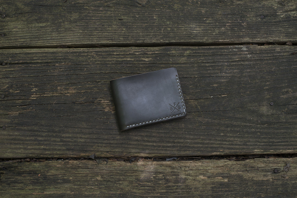 Standard Leather Wallet - The Stylish Man
