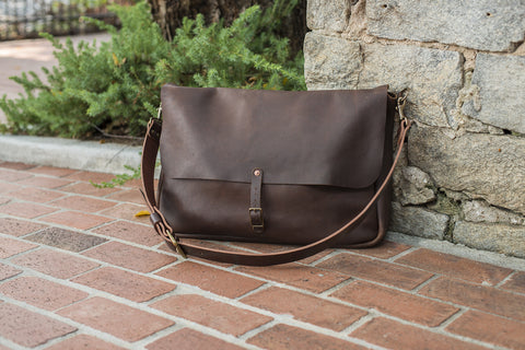 Stephen Messenger Bag - The Stylish Man