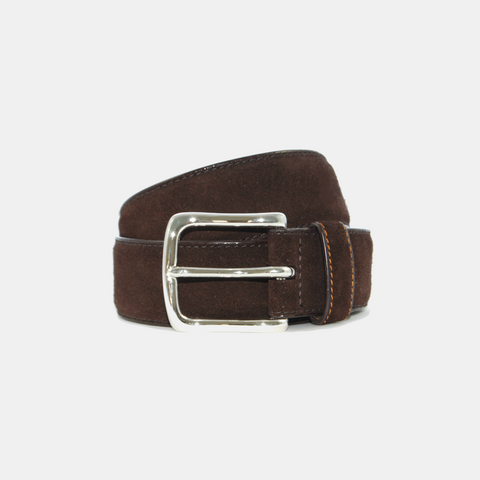 Latin White London Grafton Belt - The Stylish Man