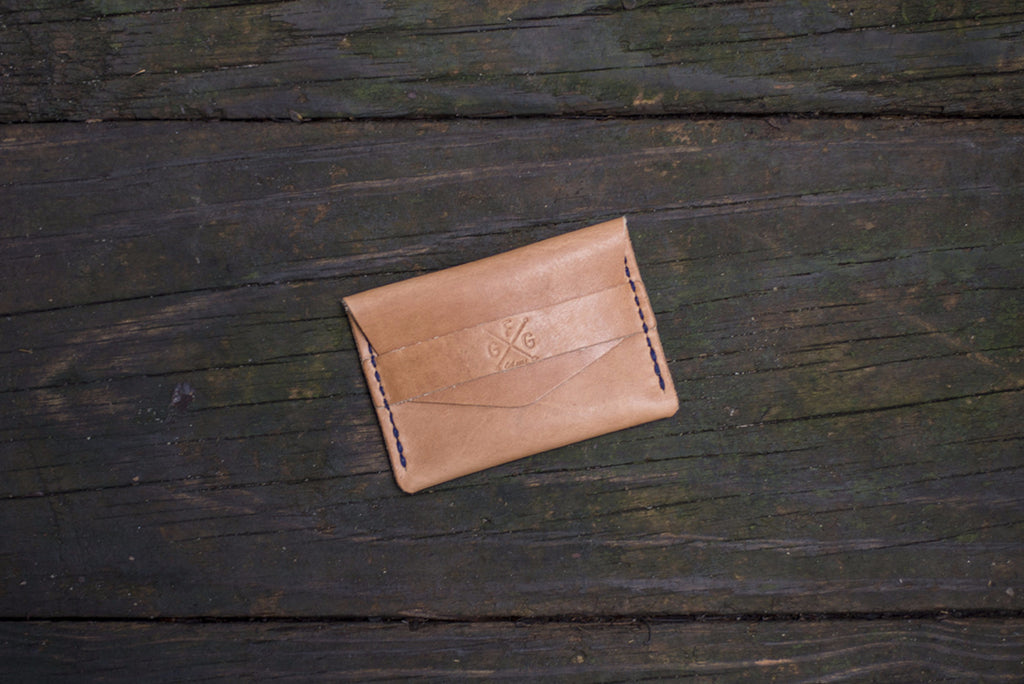 Tuck Wallet - The Stylish Man